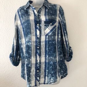 New York & Company women's top/ blouse